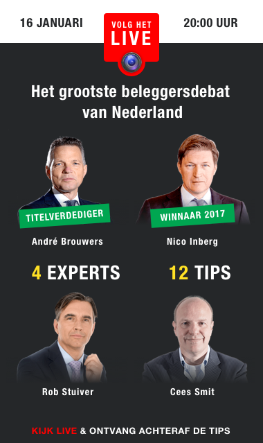 LYNX Beleggers debat 2019